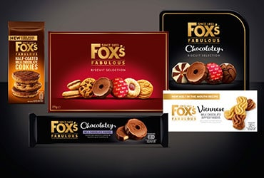 Ferrero-related Company announces agreement to acquire Fox's biscuit business