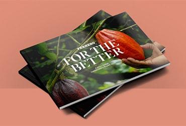 Ferrero annuncia i nuovi obiettivi climatici nel suo 11° rapporto di sostenibilità