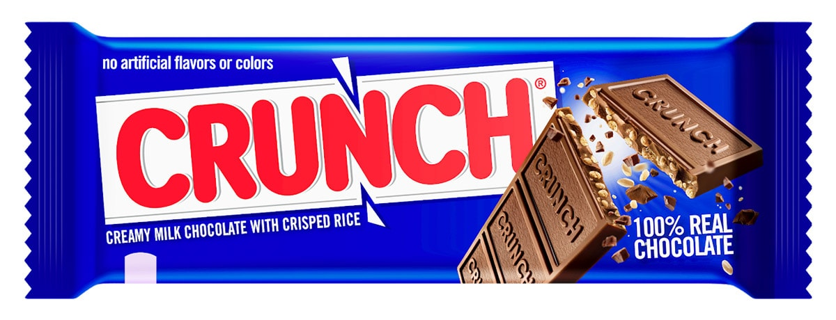"CRUNCH BAR LAUNCHES NEW AD CAMPAIGN INTRODUCING ""CRUNCHing"" ACROSS MULTIPLE PLATFORMS"
