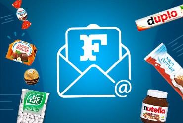 Neuigkeiten zu Ferrero-Produkten