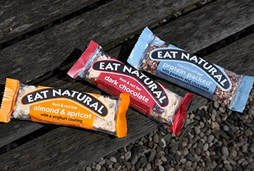 The ferrero group to acquire eat natural
