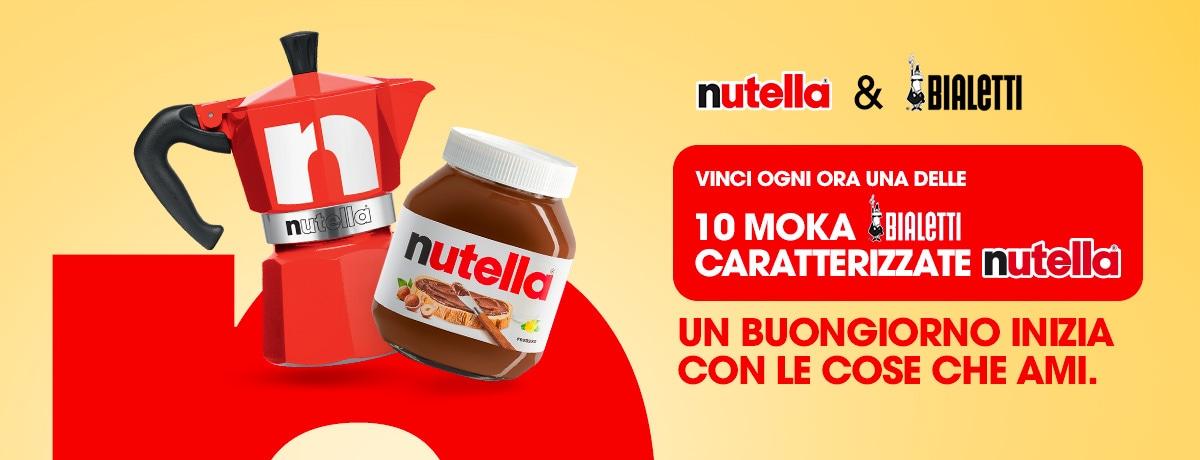 Nutella & Bialetti
