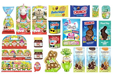 Ferrero Announces Limited-Edition Easter Treats And Launches The