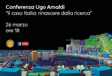 Conferenza Ugo Amaldi