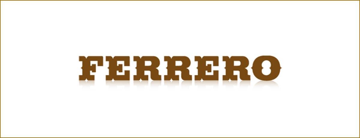 De Ferrero Groep heeft de geconsolideerde jaarrekening, met een omzet van 12,3 miljard euro