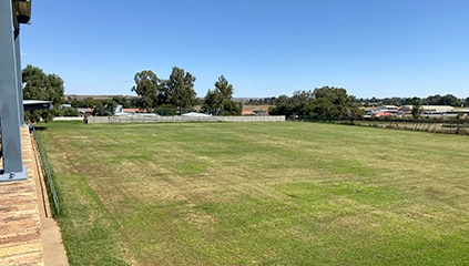 Construction of the Sports Center at Laerskool De Deur (Sedibeng district, Gauteng)