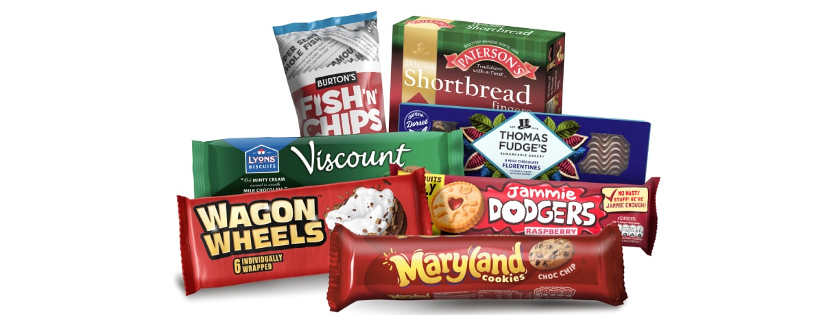FERRERO-RELATED COMPANY AGREEMENT TO ACQUIRE BURTON'S BISCUIT COMPANY