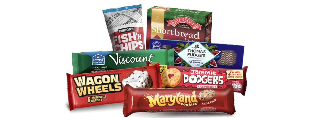 Связанная с Ferrero компания приобретает Burton's Biscuit Company