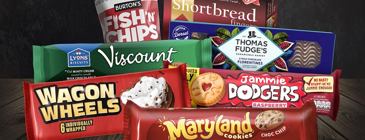 Ferrero annuncia l'accordo per l'acquisizione di Burton's Biscuit Company
