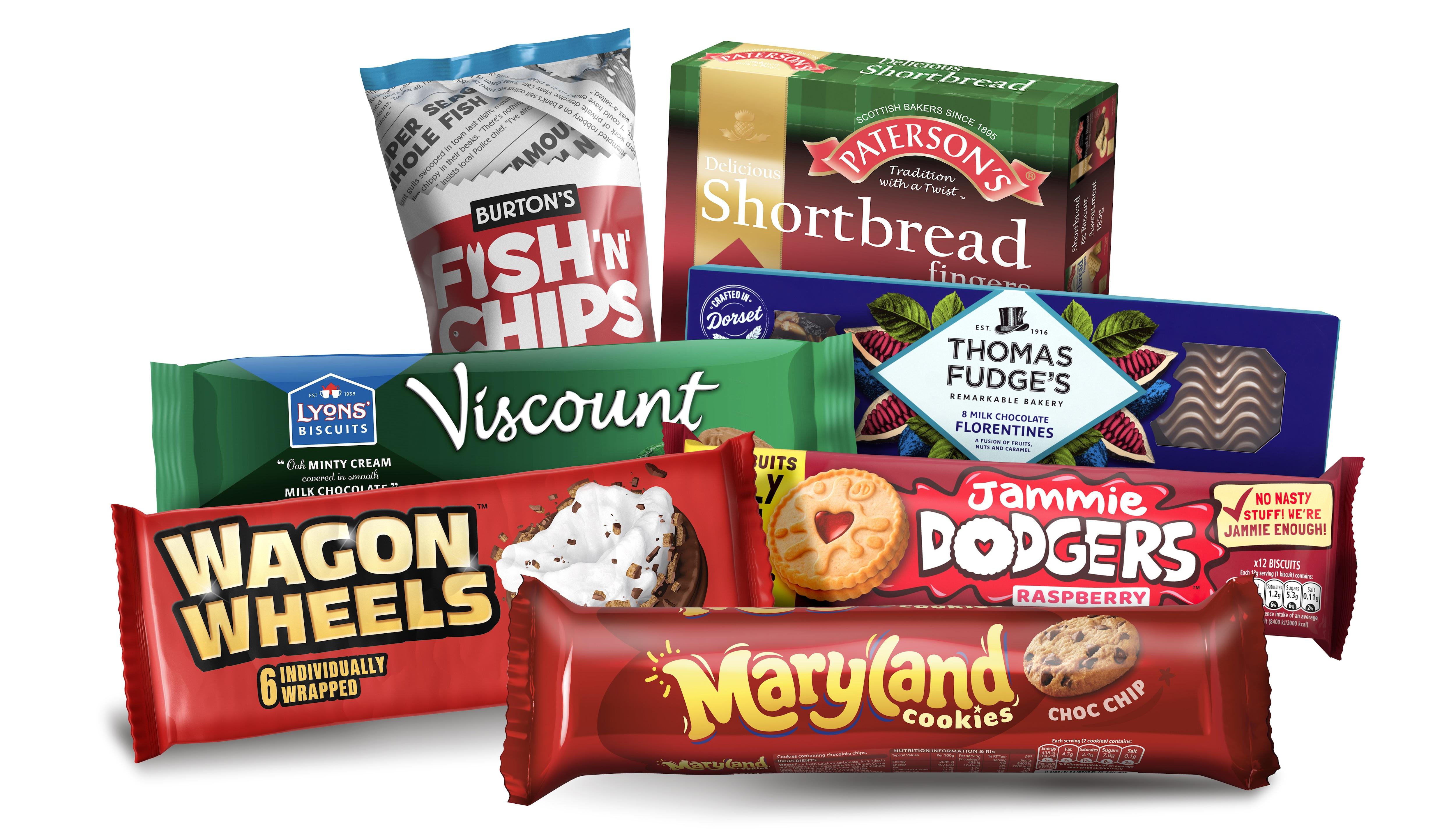 Met Ferrero gelieerd bedrijf kondigt overeenkomst aan om Burton's Biscuit Company