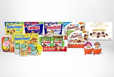 Ferrero North America announces innovations and initiatives across its brand portfolio at Sweets & Snacks Expo