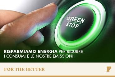 Risparmiamo energia per ridurre i consumi e le nostre emissioni