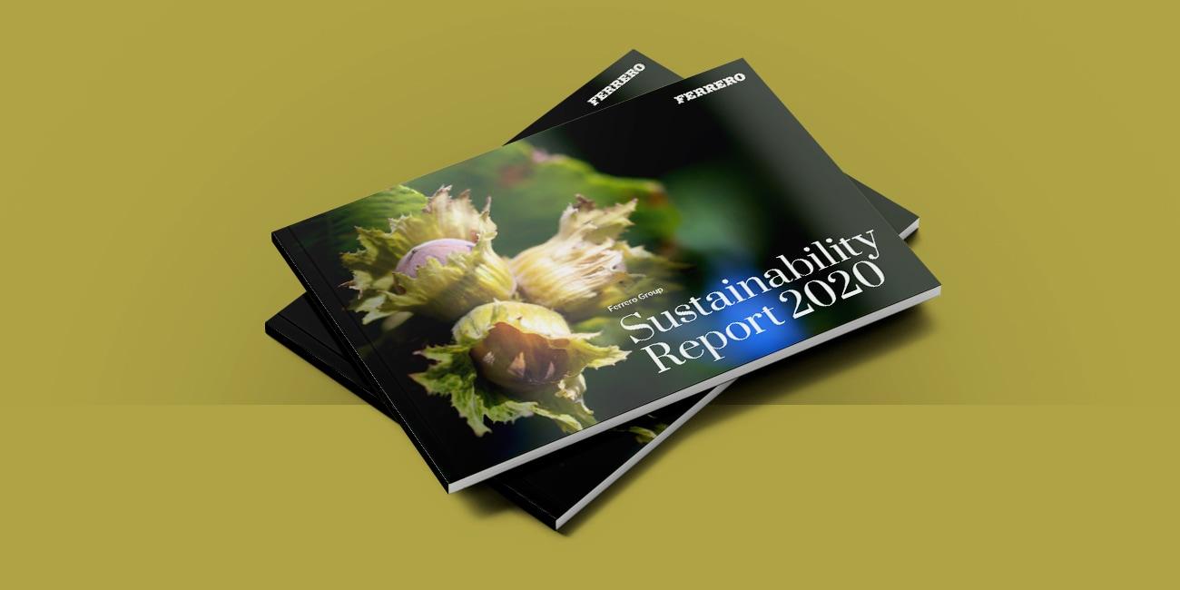 Ferrero publie son 12e rapport sur le développement durable