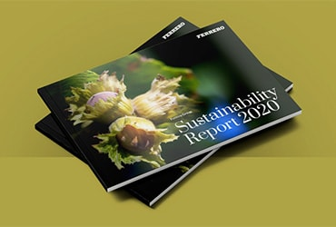 Ferrero pubblica il 12° rapporto di sostenibilità