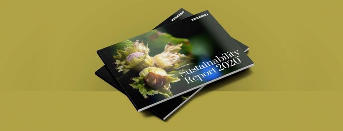 Ferrero publikuje 12. raport zrównoważonego rozwoju