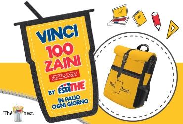 Con Estathé vinci zaini Seven 2021