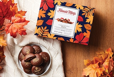 Fannie May®, maker of the Midwest's favorite chocolate treats for over 100 years, now available nationwide online