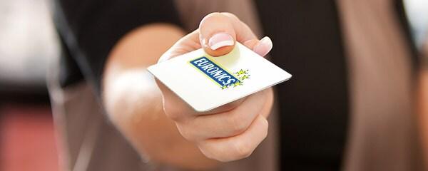 Buono sconto (Gift Card) Euronics da 15€